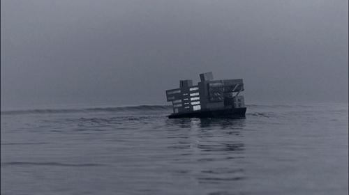 """Clea Stracke & Verena Seibt, """"Das Schiff fährt"""", Videostill 8, 2011"""